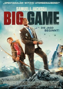 Big Game - Plakat zum Film
