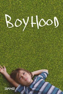 Boyhood - Plakat zum Film
