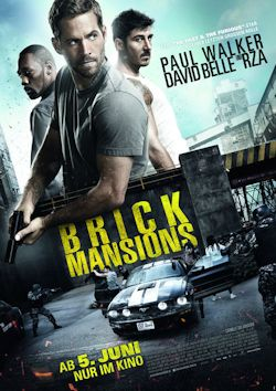 Brick Mansions - Plakat zum Film