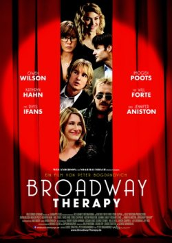 Broadway Therapy - Plakat zum Film