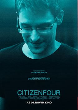 Citizenfour - Plakat zum Film