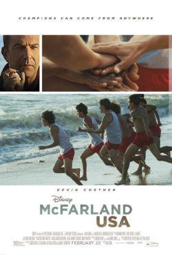 City Of McFarland - Plakat zum Film