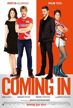 Coming In - Plakat zum Film
