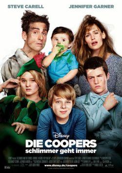 Die Coopers - Schlimmer geht immer - Plakat zum Film