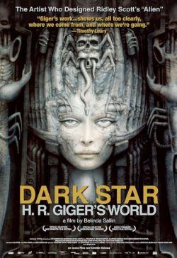 Dark Star - HR Gigers Welt - Plakat zum Film