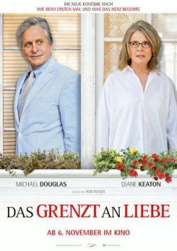 Das grenzt an Liebe - Plakat zum Film