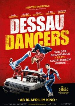 DessauDancers - Plakat zum Film