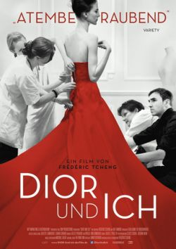Dior und ich - Plakat zum Film