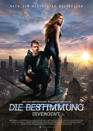 Die Bestimmung - Divergent - Plakat zum Film