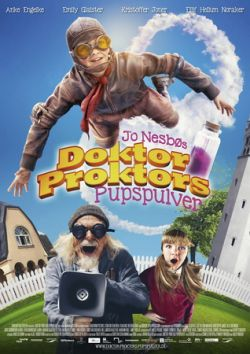 Doktor Proktors Pupspulver - Plakat zum Film