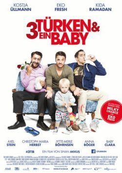 3 Türken und ein Baby - Plakat zum Film