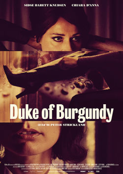 The Duke Of Burgundy - Plakat zum Film