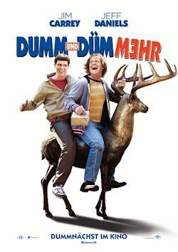 Dumm und Dümmehr - Plakat zum Film
