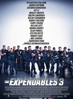 The Expendables 3 - Plakat zum Film
