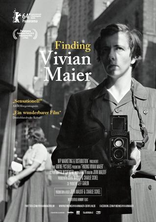 Finding Vivian Maier - Plakat zum Film