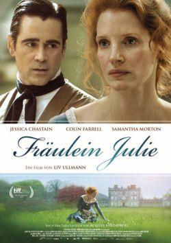 Fräulein Julie - Plakat zum Film