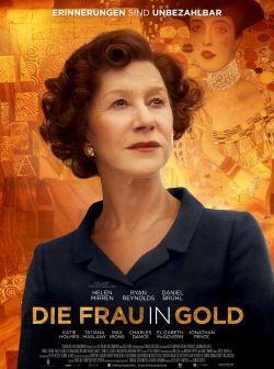 Die Frau in Gold - Plakat zum Film