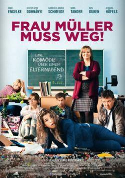 Frau Müller muss weg - Plakat zum Film