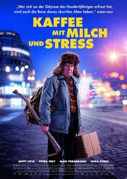 Kaffee mit Milch und Stress - Plakat zum Film