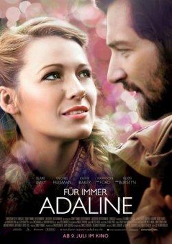 Für immer Adaline - Plakat zum Film