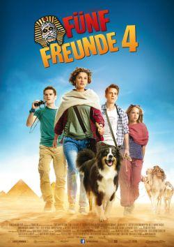 Fünf Freunde 4 - Plakat zum Film