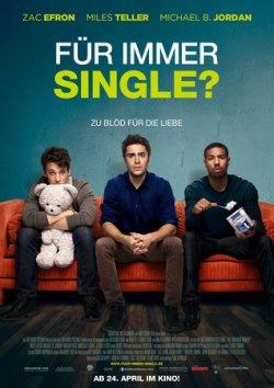 Für immer Single? - Plakat zum Film