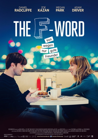 The F-Word - Von wegen gute Freunde - Plakat zum Film