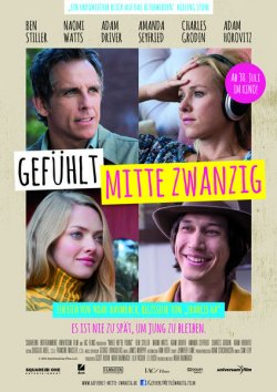 Gefühlt Mitte Zwanzig - Plakat zum Film