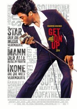Get On Up - Plakat zum Film