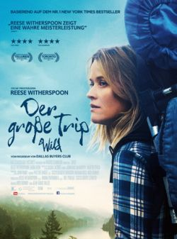 Der große Trip - Wild - Plakat zum Film