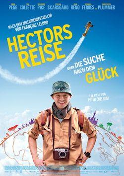 Hectors Reise oder Die Suche nach dem Glück - Plakat zum Film