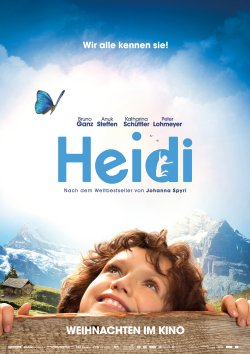 Heidi - Plakat zum Film