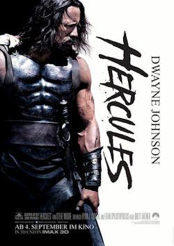Hercules - Plakat zum Film