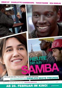 Heute bin ich Samba - Plakat zum Film