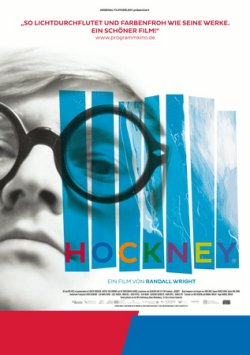 Hockney - Plakat zum Film
