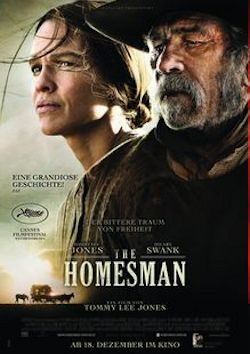 The Homesman - Plakat zum Film