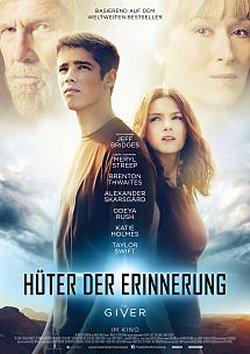 Hüter der Erinnerung - The Giver - Plakat zum Film