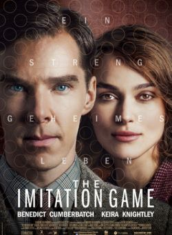 The Imitation Game - Ein streng geheimes Leben - Plakat zum Film