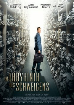 Im Labyrinth des Schweigens - Plakat zum Film