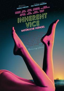 Inherent Vice - Natürliche Mängel - Plakat zum Film