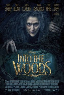 Into The Woods - Plakat zum Film