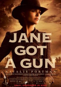 Jane Got A Gun - Plakat zum Film