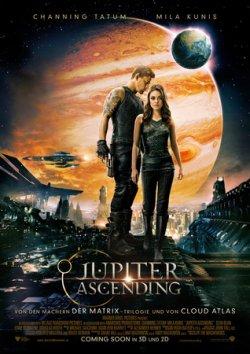 Jupiter Ascending - Plakat zum Film