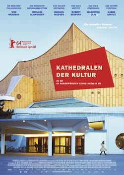Kathedralen der Kultur - Plakat zum Film