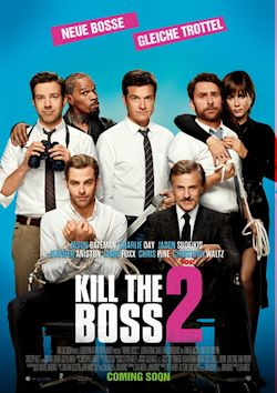 Kill The Boss 2 - Plakat zum Film