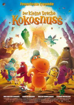 Der kleine Drache Kokosnuss - Plakat zum Film