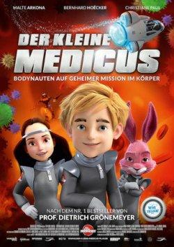 Der kleine Medicus - Bodynauten auf geheimer Mission im Körper - Plakat zum Film