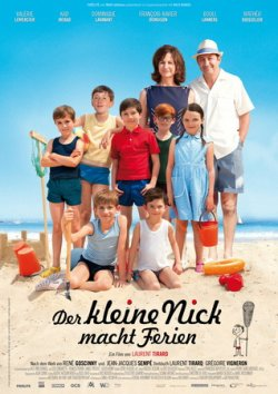 Der kleine Nick macht Ferien - Plakat zum Film