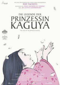 Die Legende der Prinzessin Kaguya - Plakat zum Film