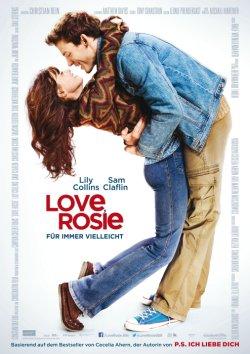 Love, Rosie - Für immer vielleicht - Plakat zum Film